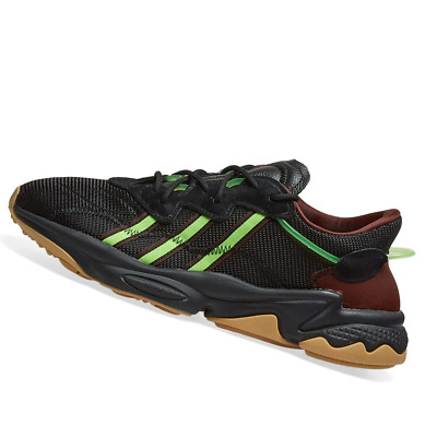 AU170.95 • Buy ADIDAS MENS Shoes Pusha T Ozweego - Black & Mystery Brown - FV2484
