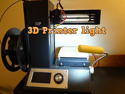 $24.99 • Buy 3D Printer LED Light Works With All Printers Monoprice Ender Reprap Wanhao
