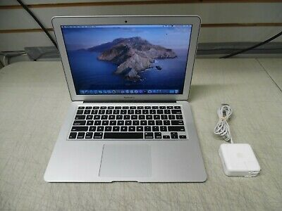 $202.50 • Buy Apple MacBook Air 13  8GB RAM 1.6GHz 256GB Core I5 Early 2015 MJVE2LL/A Silver
