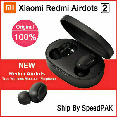$10.99 • Buy Original Xiaomi Redmi AirDots Mi True Wireless Headphones Bluetooth Earphones