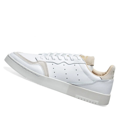 AU118.95 • Buy ADIDAS MENS Shoes Supercourt Lux Leather - White & Footwear White - EE6034