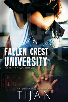 AU20.30 • Buy Fallen Crest University By Tijan