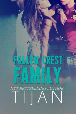 AU20.26 • Buy Fallen Crest Family By Tijan