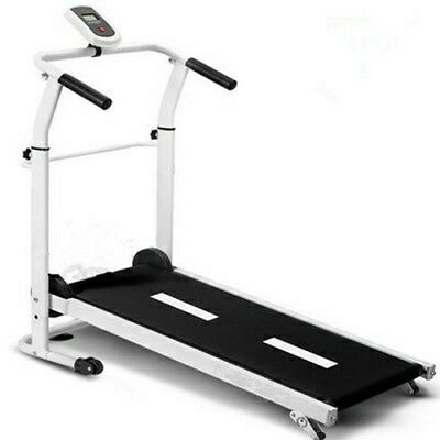 AU130 • Buy New Mini Foldable Manual Treadmill With Computer