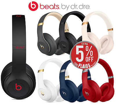AU218 • Buy Beats By Dre Studio3 Wireless Over-Ear Headphones - In Box - (7 Colours) Express