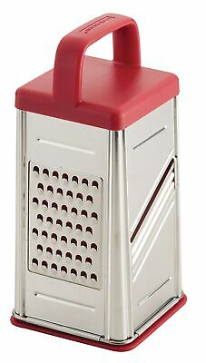 $36.66 • Buy Rachael Ray Red Box Grater 47649