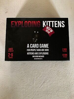 AU5 • Buy Exploding Kittens Nsfw + Imploding Kittens (first Expansion).