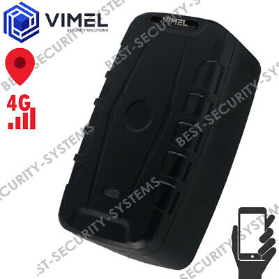 AU219 • Buy Vimel 4G GPS 3G Tracker Real Time Tracking 20000mAh Vehicle Car Magnetic