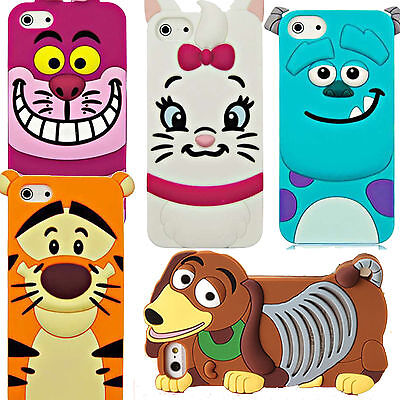 Fundas Iphone 6s Plus Silicona Dibujos ▷ 2.99€ DealSan
