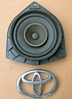 Toyota Avensis T25 (2003-2004-2005-2006-2007) Rear Door Speaker 86160-02380. • 12.99£