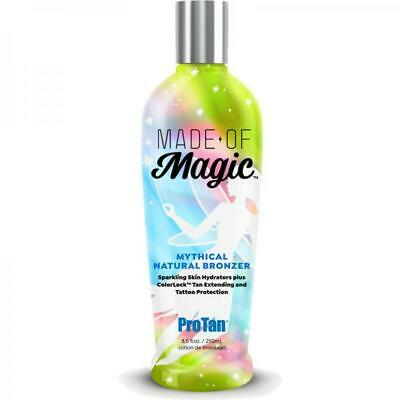 Pro Tan Made Of Magic Mythical Natural Bronzer Tanning Lotion - 250ml • 10.49£