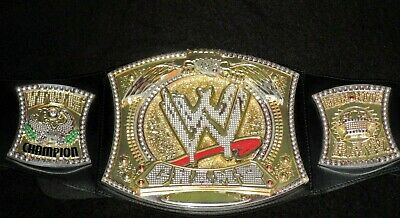 $14.99 • Buy 2010 WWE Kids Replica Heavyweight Champion Belt W/ Velcro Straps (NON SPINNER)