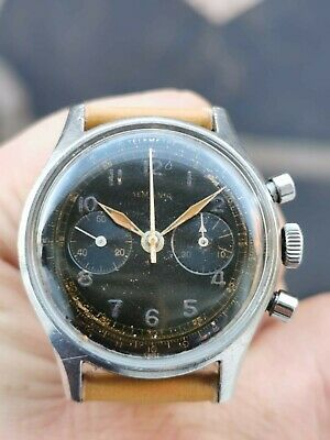 $ CDN726.02 • Buy Montre Chronograph Vintage Lemania 27CH