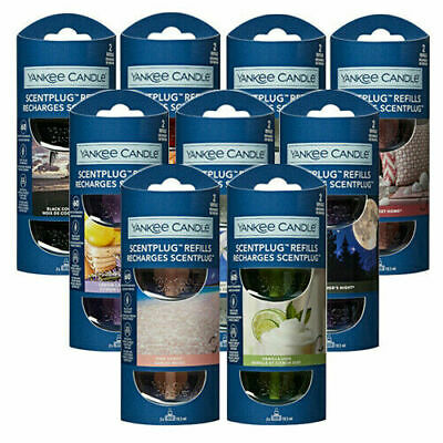 Yankee Candle Electric Plug In Twin Refill - Air Freshener Buy 1 Get 1 20% Off   • 8.88£
