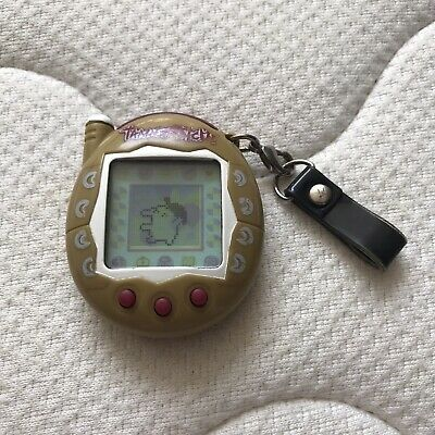 AU26 • Buy Yellow Tamagotchi Connection V3 Bandai 2006