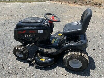 AU570 • Buy MTD Ride On Mower 42inch 20hp $3000 When New