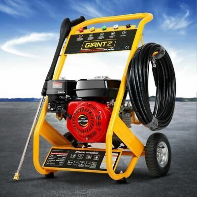 AU463.85 • Buy 4 Stroke High Pressure Washer Petrol Engine Water Cleaner With Durable Hose 8HP