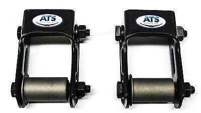 $53.50 • Buy ATS Springs Chevy/GMC S10 Leaf Spring Shackle Kit (Replaces 722-028)