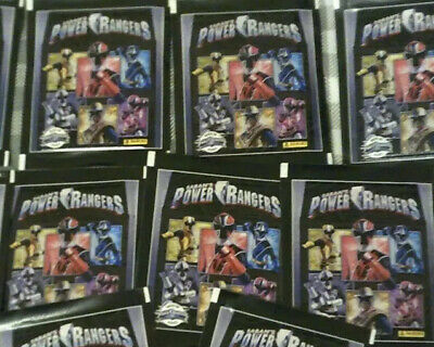 £14.99 • Buy Panini Power Rangers Sticker Packets 50 Sealed Packets