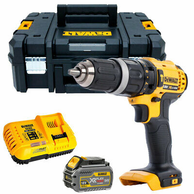 Dewalt DCD785T1 18V 2-Speed Combi Drill + 1 X 6.0Ah Battery & Charger In TSTAK • 244£