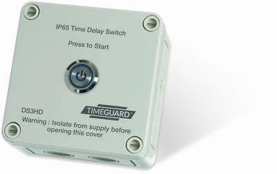 £69.99 • Buy Timeguard DS3HDN IP65 Outdoor Run Back Time Delay Switch Heating Lighting 16Amp