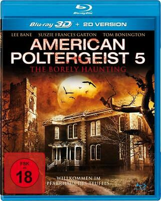 A HAUNTING AT THE RECTORY - 3D & 2D BLU RAY Region B (UK)  • 16.88£