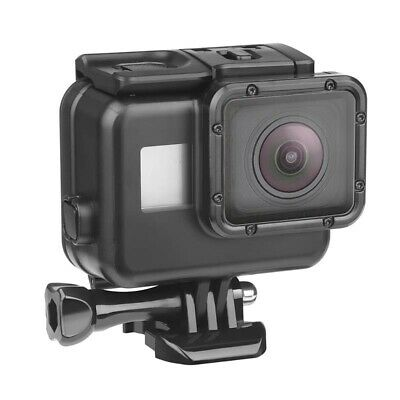$ CDN29.17 • Buy GoPro Case 45m Underwater Waterproof For Hero 7 6 5 Diving Protective Cover