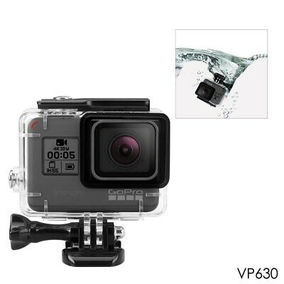 $ CDN26.10 • Buy Gopro Case For Gopro Hero 7 5 Accessories Diving 45M Waterproof Protection Shell