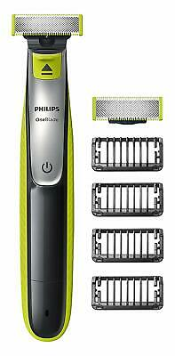 View Details PHILIPS / PHILLIPS OneBlade Hybrid Pro Electric Shaver Razor With 4 Lengths NEW  • 69.99£