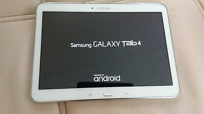 AU53 • Buy Samsung Galaxy Tab 4 SM-T530 16GB, Wi-Fi, 10.1in - White Tablet