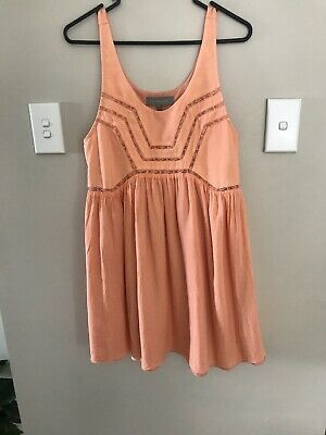 AU10 • Buy Huntingbird Sunmer Fever Lace Dress Size 8 Urban Outfitters UO