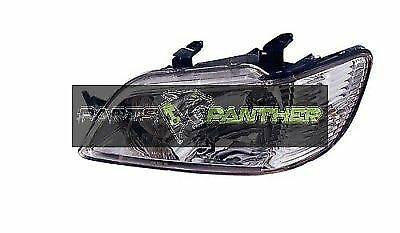 $100.95 • Buy For 2002 - 2003 Driver Side Mitsubishi Lancer Front Headlight Assembly