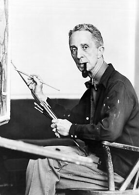 $ CDN5.26 • Buy Norman Rockwell Painting On The Canvas 8x10 Picture Celebrity Print