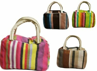 £4.99 • Buy Waterproof  Multi Color Camouflage Wash Bag For Women, Travel Toiletry Case