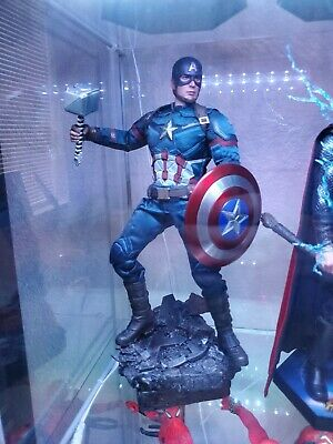 $450 • Buy Hot Toys Captain America Civil War MMS350 With Extra Accessories!