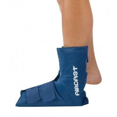 £61.49 • Buy Ankle / Foot Cryo/Cuff - ICE And COMPRESSION - Cold Therapy Rehabilitation NEW