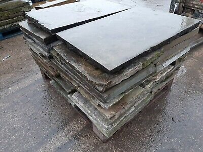 £85 • Buy York Stone Country House Slabs Flags Thestonedealer Best On Ebay £85 All Uk Del