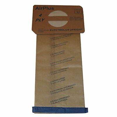 $46.13 • Buy 70 Bags For Electrolux Upright Vacuum Cleaner STYLE U 4 Ply Paper Bags # 138FPC