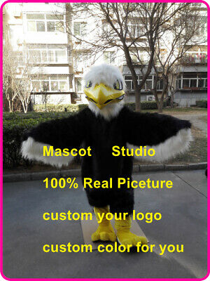 Eagle Mascot Costume Cosplay Party Game Dress Outfit Advertising Christmas Adult • 235.98£