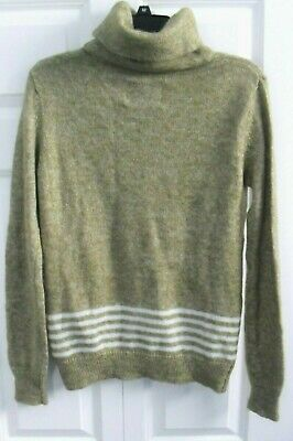 $ CDN9.90 • Buy BEAUTIFUL STORIES Wool Turtleneck Sweater Size S Anthropologie CLEARANCE PRICE!