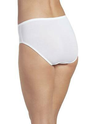 $14.99 • Buy Jockey Womens Supersoft Hipster 3 Pack Underwear Hipsters Viscose
