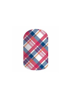 AU5 • Buy Highlander Jamberry Nail Wraps  (half Sheet)
