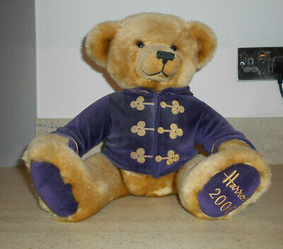 Harrods Teddy Bear 2000 - Merlin • 24.99£