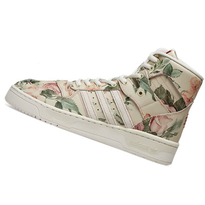 AU269.95 • Buy ADIDAS MENS Shoes Eric Emanuel Rivalry Hi OG - Floral - F35092