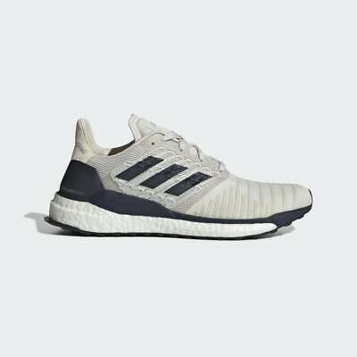 $ CDN189.97 • Buy Adidas Men;s White / Ink SolarBoost Work Out Running Shoes D97435