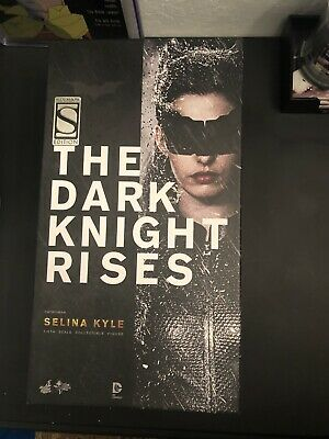 $ CDN450.72 • Buy HOT TOYS Batman Dark Knight Rises Selina Kyle Catwoman Sideshow Exclusive