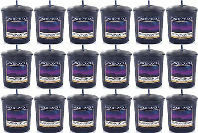 18 YANKEE CANDLE Kilimanjaro Stars Votives/Sampler  - Clearance - Half Price RRP • 17.91£