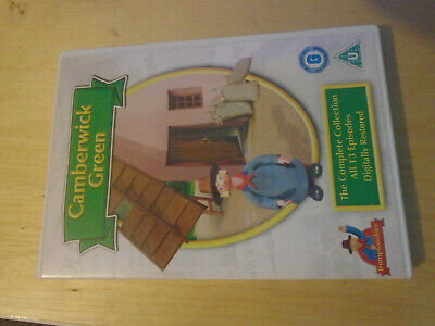 £2.99 • Buy Camberwick Green - The Complete Collection DVD Region 2 PAL