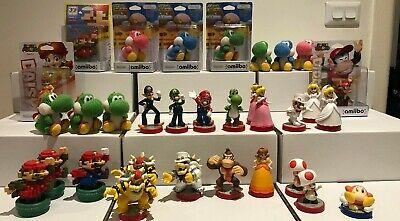 AU45 • Buy Amiibo Super Mario Series Plus Kirby And Yoshi Updated Jan 12th
