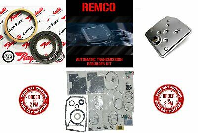 AU383.12 • Buy 6r80(09-14) Transmission Rebuilt Kit With Overhault Kit Clutches And Filter